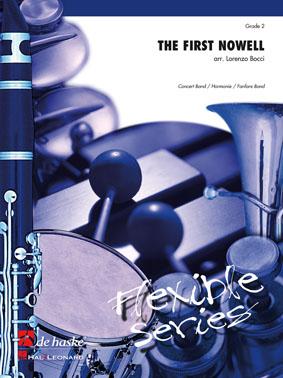 Bocci Lorenzo - The First Nowell - Orchestre D'harmonie