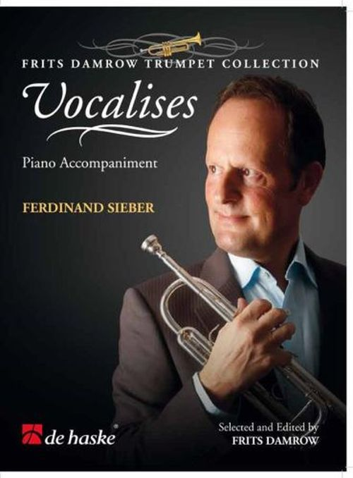 Sieber Ferdinand - Vocalise - Trompette Et Piano