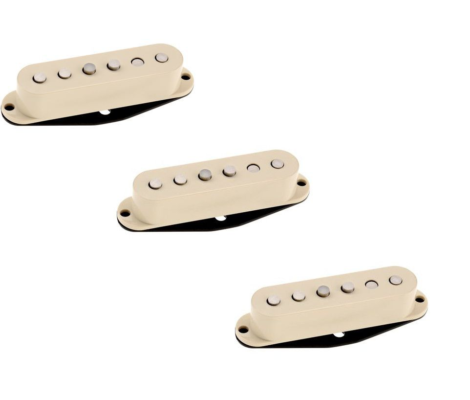 DM2001-CRM 3 CREAM PICKUP COVER STRAT