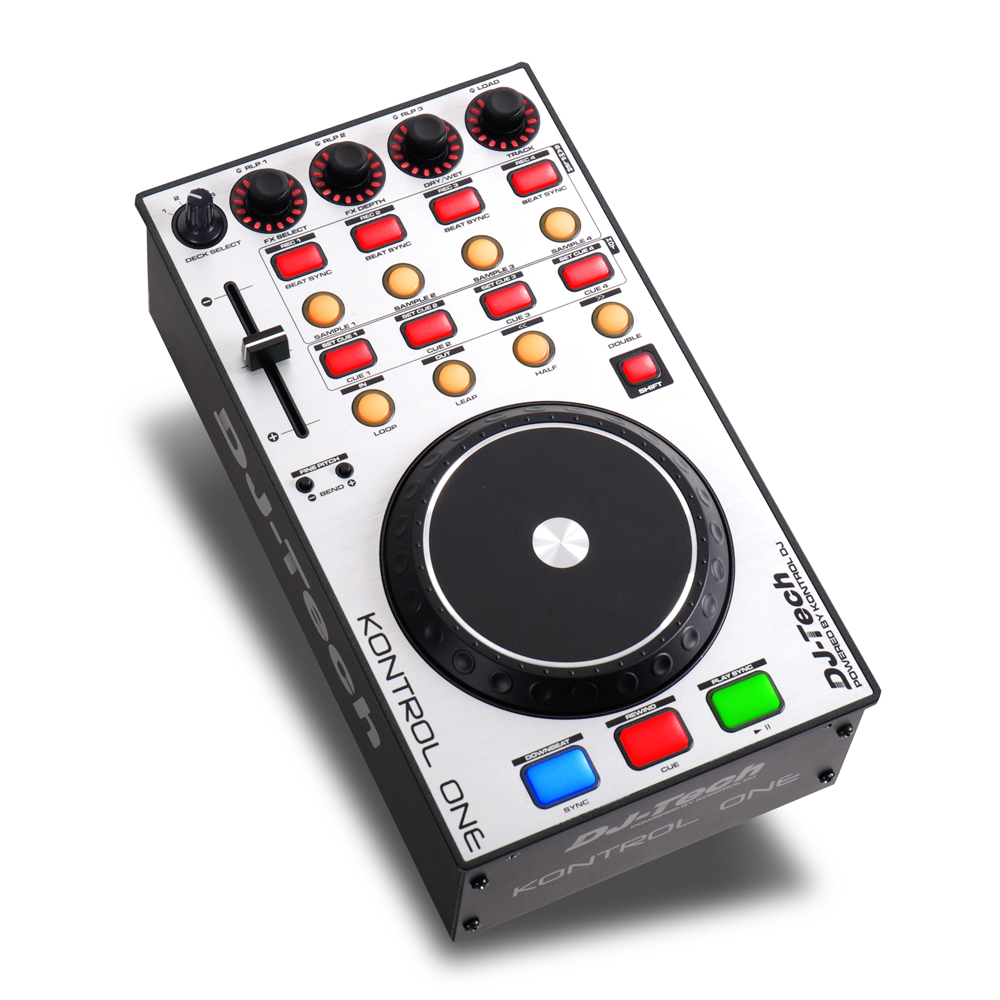 dj Tech Mouse dj Tech Kontrol One