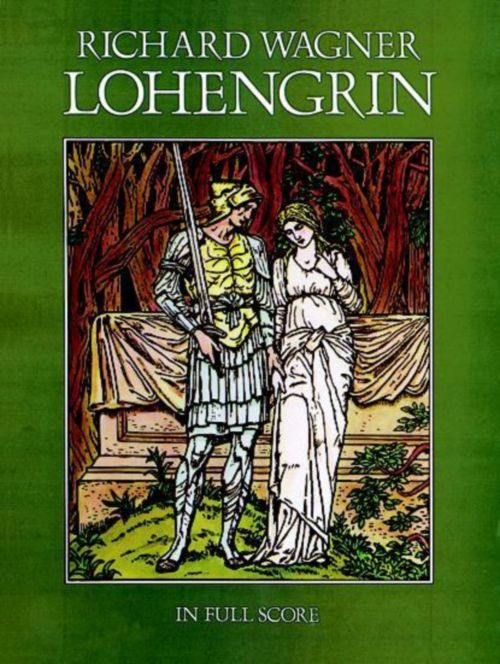 Richard Wagner Lohengrin Opera - Opera
