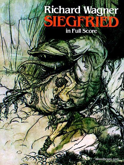 Wagner R. - Siegfried - Full Score