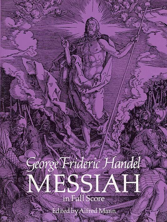 Haendel G. F. - Messiah - Conducteur