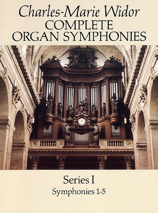 Widor Complete Organ Symphonies Series I - 001 - Organ