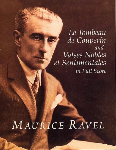 Ravel Le Tombeau De Couperin/valses Nobles Et Sentimentales - Orchestra