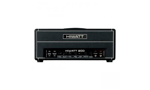 Hiwatt Dr201 Bass Head Custom 200w