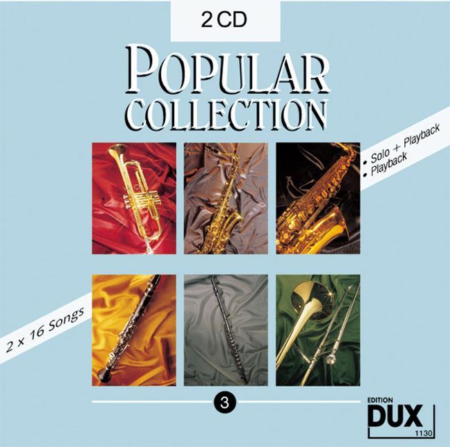 Popular Collection 3 - Saxophone Alto