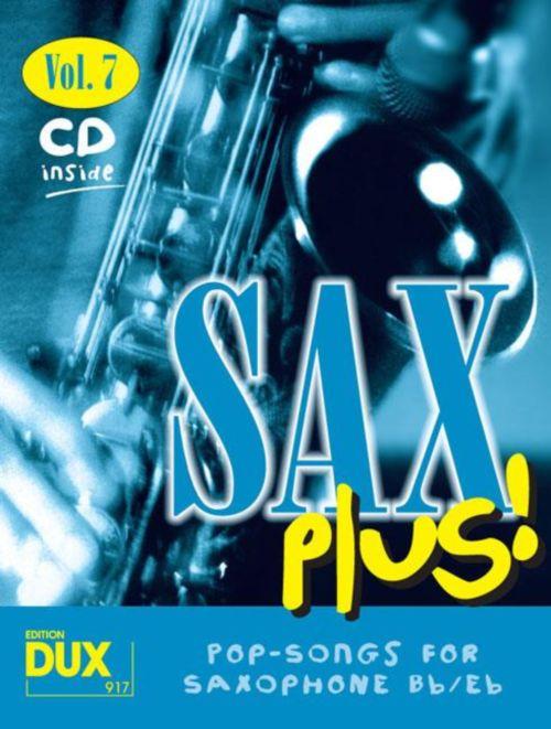 Sax Plus Vol.7 - Saxophone + Cd