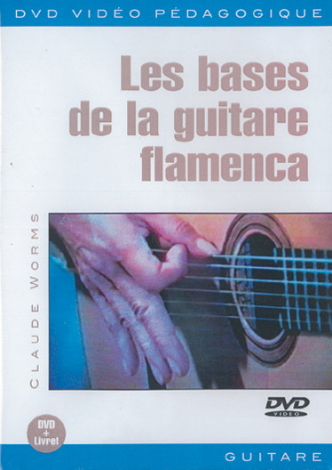 WORMS - LES BASES DE LA GUITARE FLAMENCA DVD