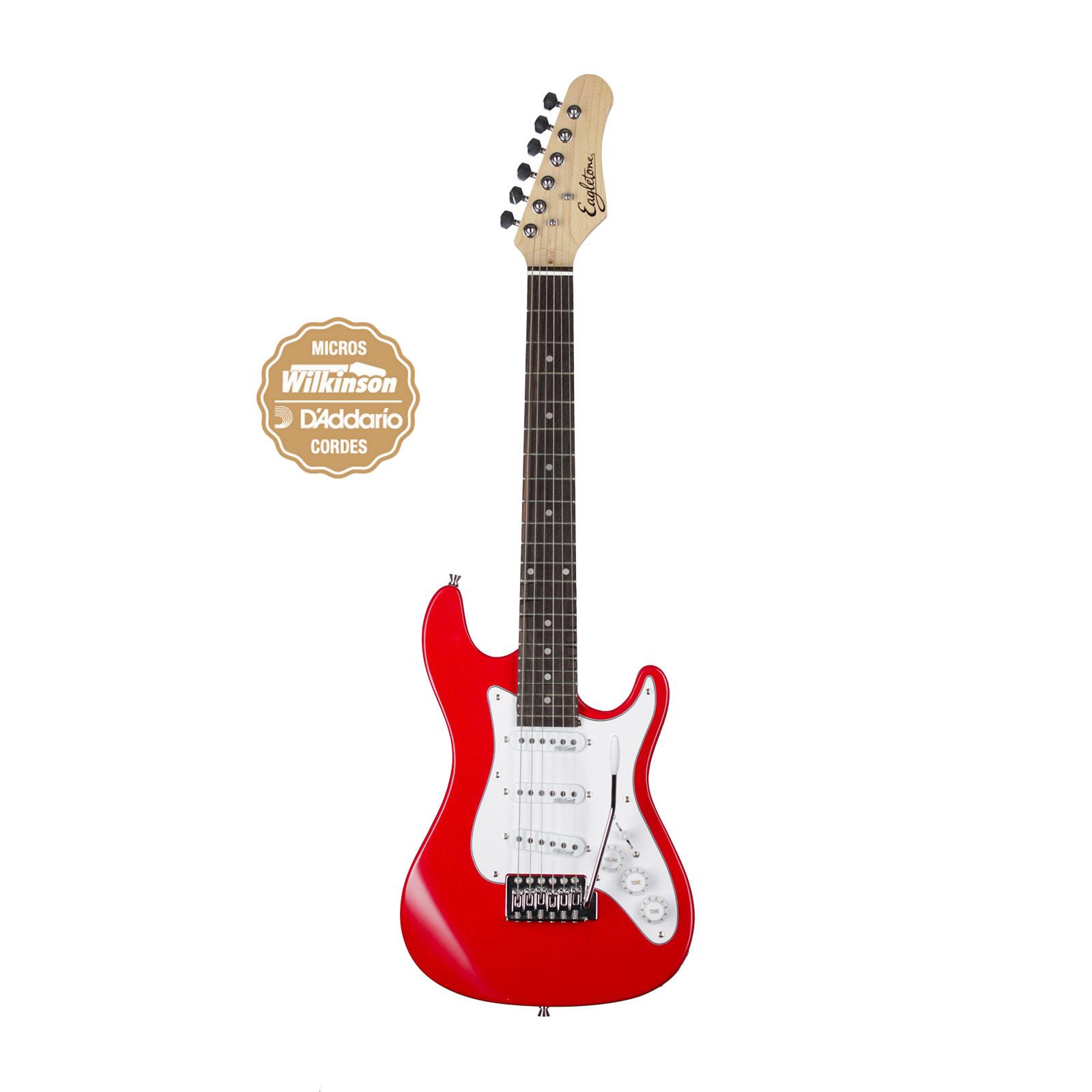 eagletone phoenix junior red guitares pour enfants guitare achat en ligne free. Black Bedroom Furniture Sets. Home Design Ideas
