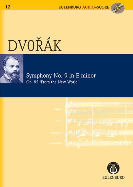 Dvorak Anton - Symphony No. 9 E Minor Op. 95 B 178 - Orchestra