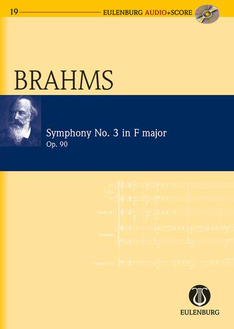 Brahms Johannes - Symphony No. 3 F Major Op. 90 - Orchestra