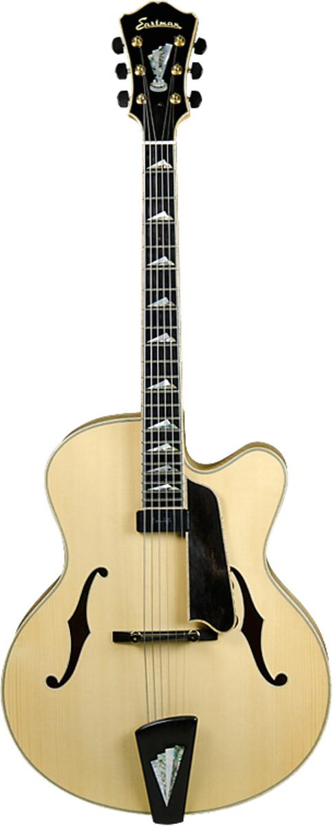 Eastman Ar910ce Ltd Blonde + Etui