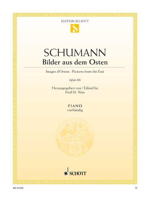Schumann Robert - Pictures Form The East Op. 66/1 - Piano