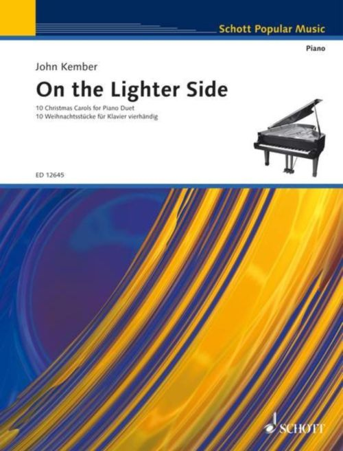 Kember John - On The Lighter Side - Piano 4 Mains