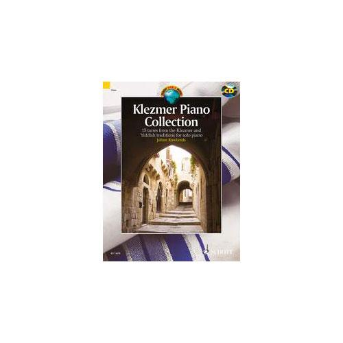 Rowlands Julian - Klezmer Piano - Piano