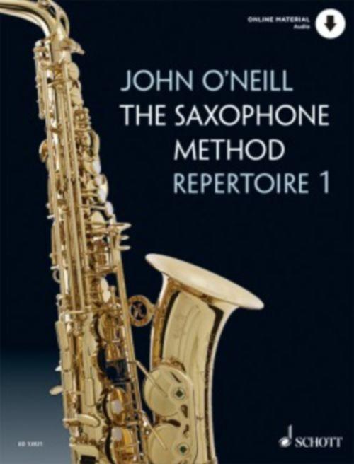O'neill John - The Saxophone Method - Repertoire Vol.1