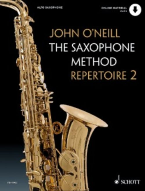 O'neill John - The Saxophone Method - Repertoire Vol.2