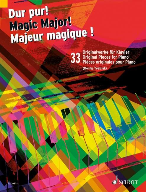 Magic Major! - Piano