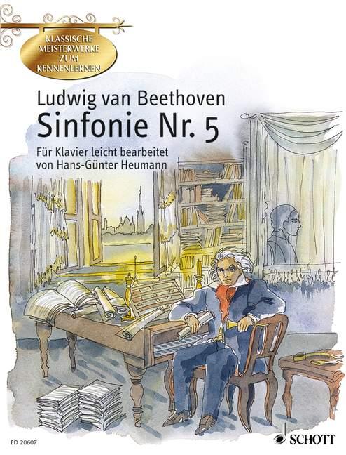 Beethoven L.v. - Symphony No. 5 C Minor Op. 67 - Piano