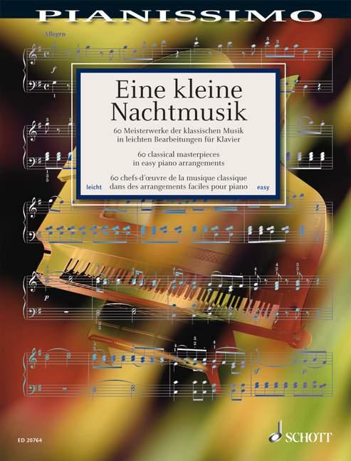 Une Petite Musique De Nuit - Piano