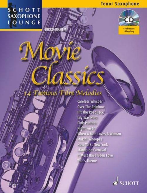 Buy SAXOPHONE scores, sheet music : MOVIE - TV