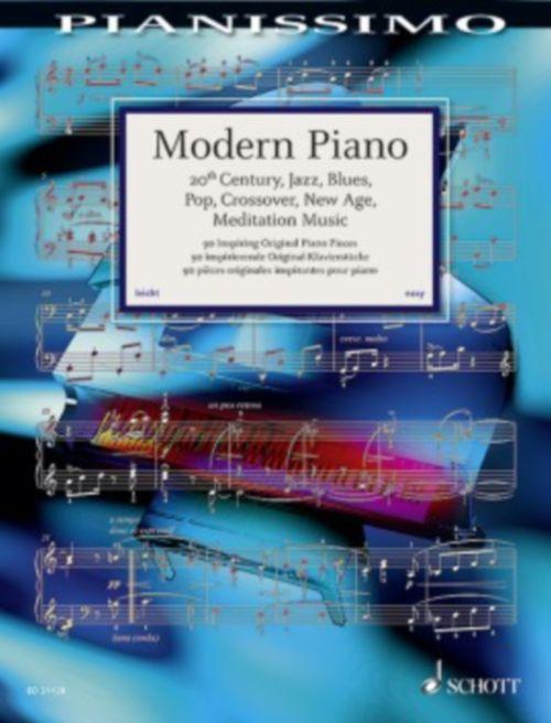 Schott heumann h.g. modern piano coll. pianissimo