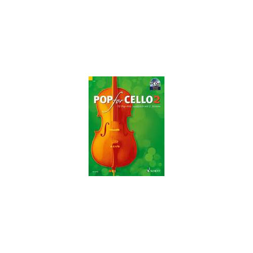 POP FOR CELLO VOL.2 + CD