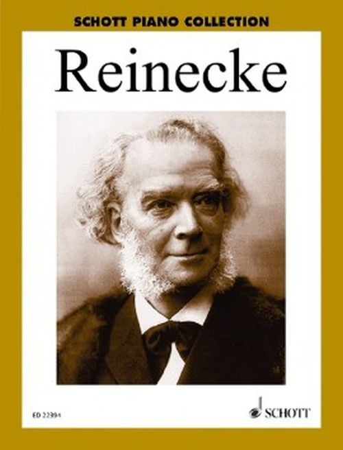 Reinecke Carl - Selected Piano Works