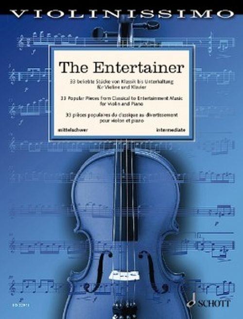 Violinissimo - The Entertainer - Violon and Piano
