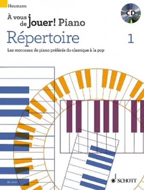 Heumann Hans Gunter - A Vous De Jouer! Piano Repertoire Vol.1