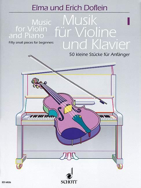 Music For Violin And Piano Band 1 - Violin And Piano