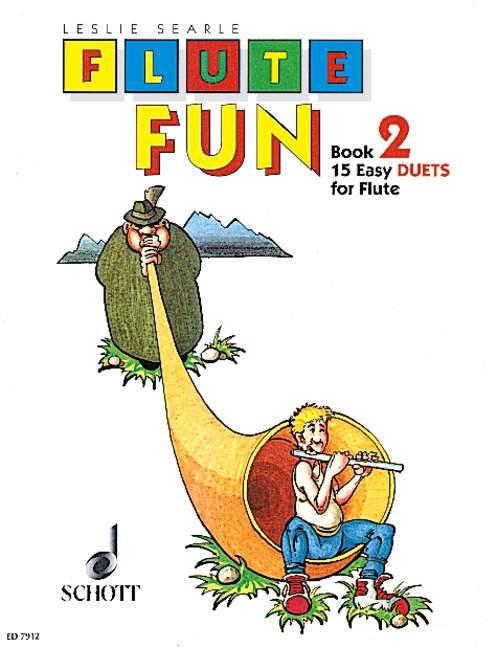 Searle Leslie  - Flute Fun Vol. 2 - 2 Flutes