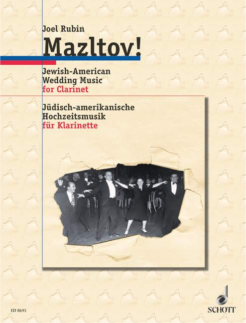 Mazltov! - Clarinet  Or Others Melody Instrument