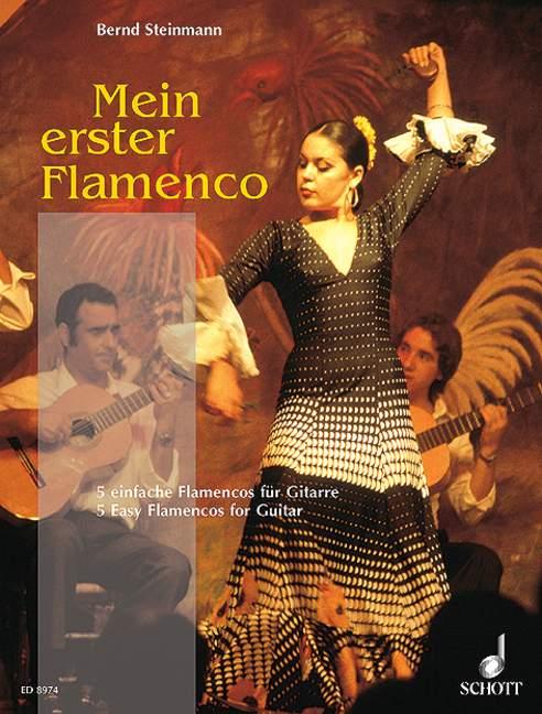 Steinmann Bernd - My First Flamenco - Guitar