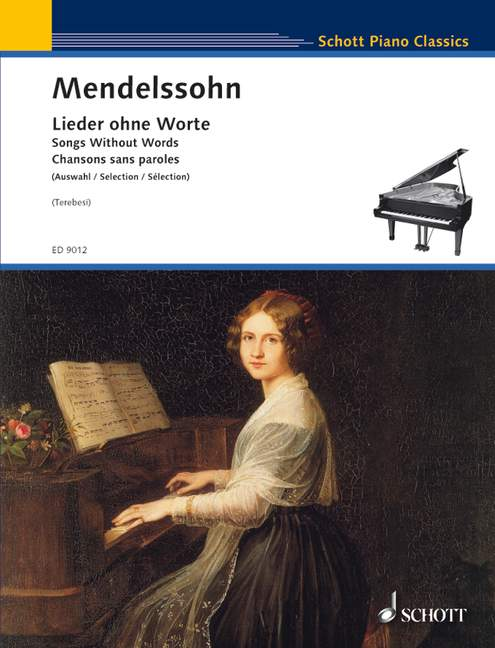 Mendelssohn-bartholdy F. - Songs Without Words - Piano
