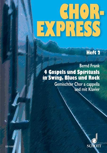 Chor-express   Heft 2 - Mixed Choir , Also With Piano