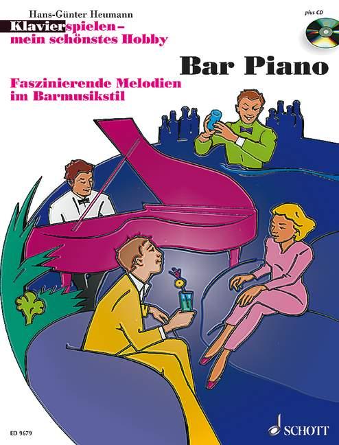 Heumann Hans Gunter - Bar Piano - Piano