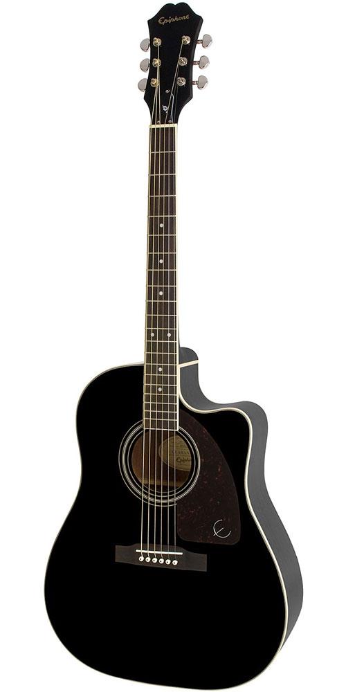 epiphone aj 220sce guitare lectro acoustique vintage. Black Bedroom Furniture Sets. Home Design Ideas