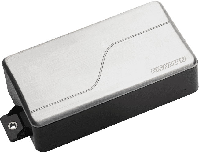 FLUENCE HUMBUCKER MODERN ALU CERAMIC BRUSH C
