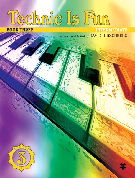 TECHNIC IS FUN BOOK 3 - PIANO