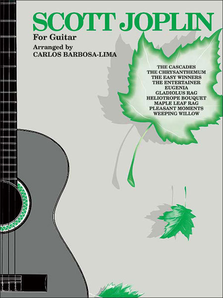 Joplin Scott - Scott Joplin For Guitar - Guitar