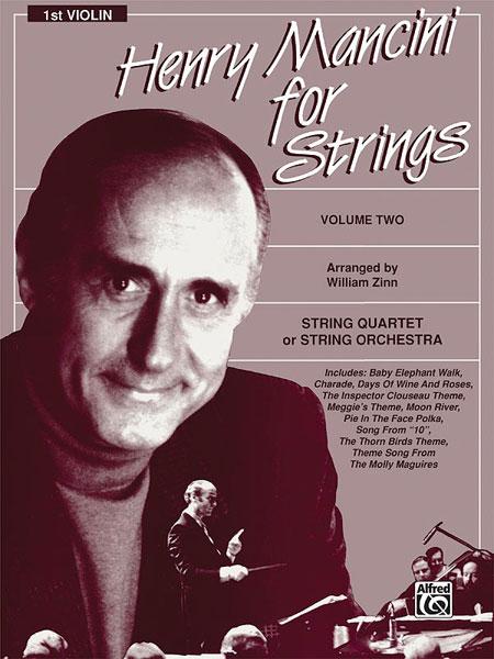 Mancini Henry - Strings V2 - Violin 1