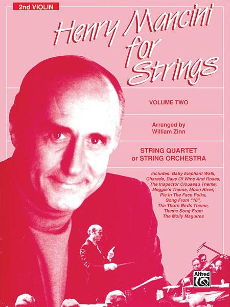 Mancini Henry - Strings V2 - Violin 2