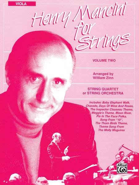 Mancini Henry - Strings V2 - Viola Ensemble