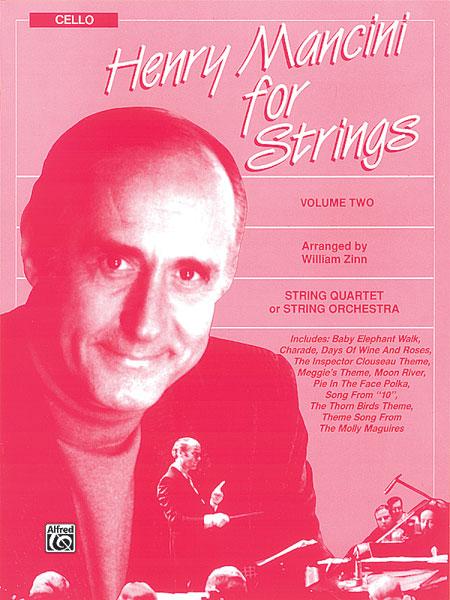 Mancini Henry - Strings V2 - Cello