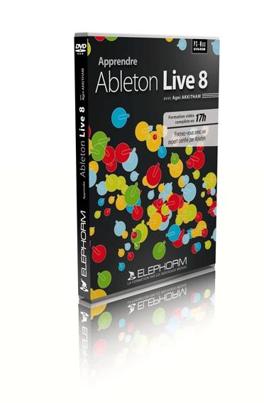 Image Apprendre Ableton Live 8 - Techniques Fondamentales Et Avancees