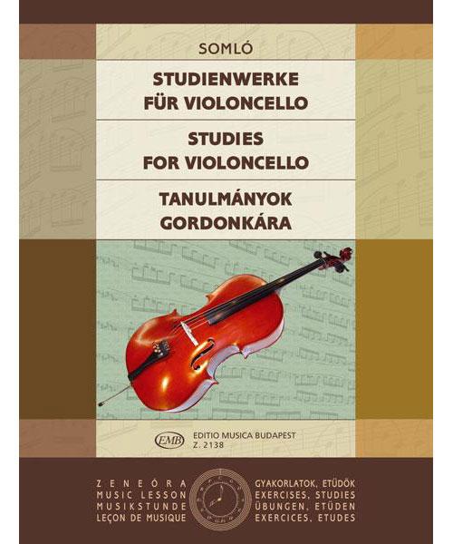 Somlo - Studies  - Cello