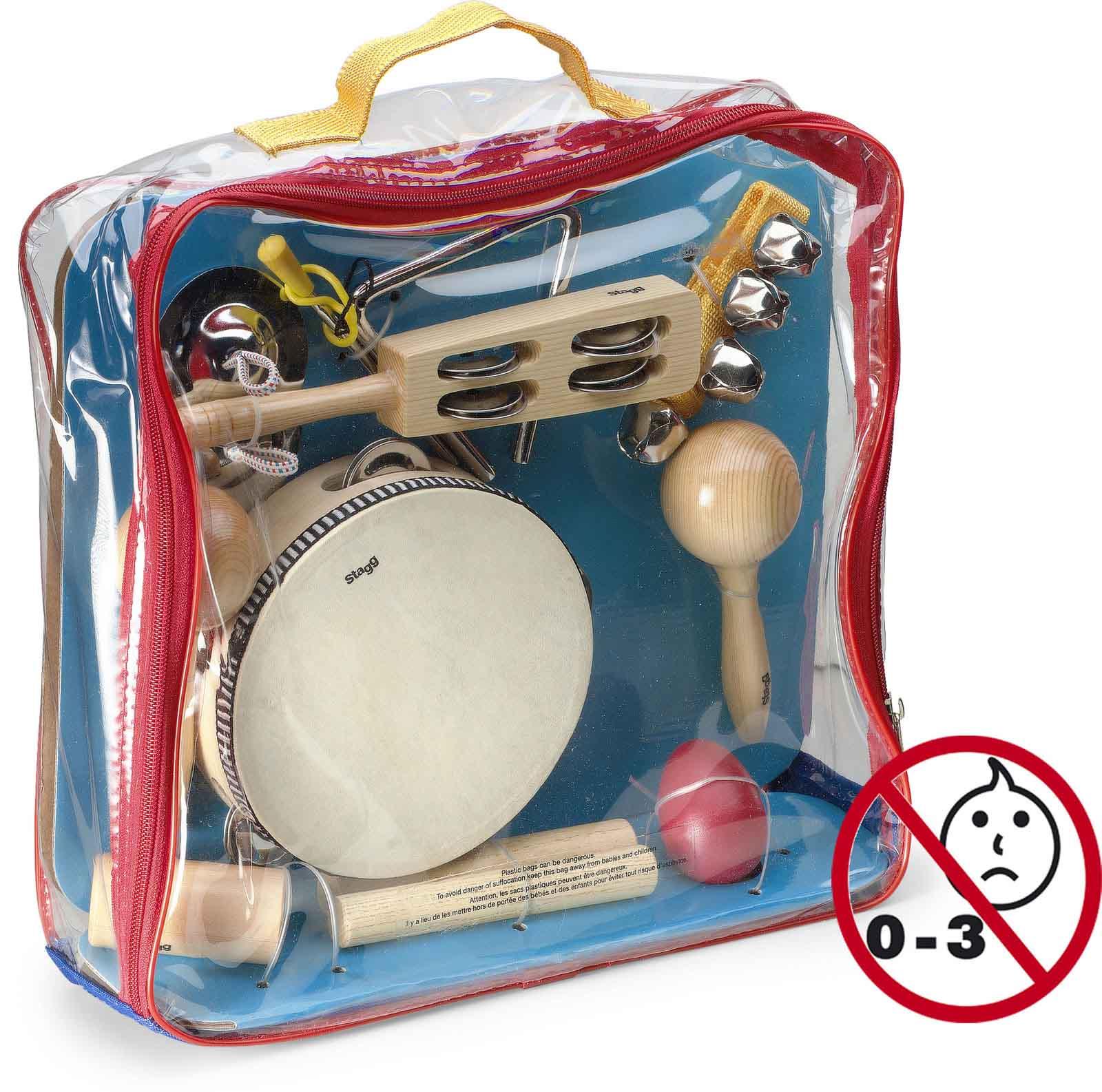 Stagg Sac De Petites Percussions