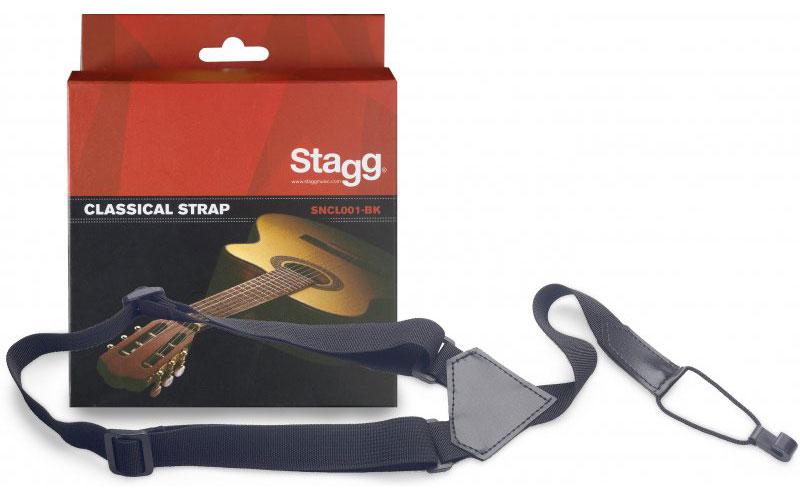 Stagg Nylon Strap F.classic Guitar